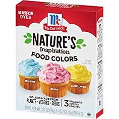 Affects Of Artificial Food Dyes - mom life, gluten & dairy free recipes! Artificial Food Coloring, Natural Food Coloring, Dairy Free Recipes, Gourmet Recipes, Berry Plants, Food Dye, Mason Jar Gifts, Seasoning Mixes, Free Food
