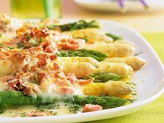 Szparagi - samo zdrowie http://www.fit.pl/dietadlaciebie/kacik_smakosza/przygody_kulinarne/zdrowe_szparagi,334,1,0.html