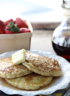 12 Deliciously Healthy Quinoa Recipes Quinoa Pancakes and 12 Deliciously Healthy Quinoa Recipes! Your taste buds wont believe youre eating healthy! Source by amomstake Healthy Desayunos, Healthy Cooking, Healthy Eating, Cooking Recipes, Healthy Recipes, Breakfast And Brunch, Breakfast Recipes, Quinoa Breakfast, Quinoa Pancakes