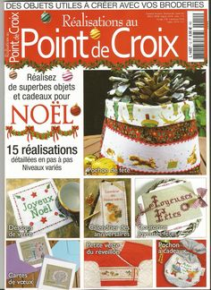 Point de Croix - French magazine
