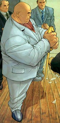 Kingpin screenshots, images and pictures - Comic Vine