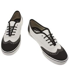 Sharpie-painted Vans. I want to try this with the girls this summer. Maybe not this design though...
