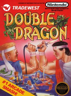 Double Dragon while having goofy graphics quickly became a favorite. To this day I still prefer it over the arcade version. As a side note this was the game that got me into vs fighting games, I know, not the most likely of choices. // ★★★★★