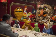 "New Trailer For ""Muppets Most Wanted""                                                                                                                                                     More"