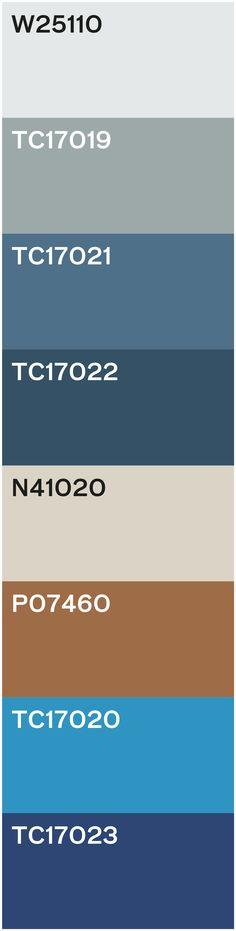 Mooi contrasterend: stoere industriële materialen naast het delicate van het Japans en Chinees porselein en dessins. Blauw is de verbindende factor in denim, indigo, Delfts blauw, maar ook voor blauwgroene tinten is er ruimte. Hand-crafted en gepolijste accessoires komen samen, net als koel en warme kleuren, licht en donkere materialen en verbleekte en verzadigde tinten. Design Your Home, Delft, Room Inspiration, Home And Family, Blues, New Homes, Exterior, Colours, Image