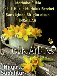 Bu Haftanın Cuma Mesajlari – Çok İyi Abi Earth News, Happy Day, Cool Words, Happy Birthday, Istanbul, Nooks, Bon Appetit, Islam, Heaven