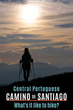 Find out what to expect from the Central Portuguese Camino de Santiago stages from Porto to Santiago and useful information about the route as a whole. Best Countries To Visit, Cool Countries, European Destination, European Travel, Europe Travel Tips, Travel Destinations, Camino Portuguese, Natural Park, Portugal Travel