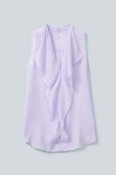 Delicate blouse for pastel's favorite season