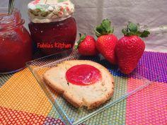 Fulvia's Kitchen: #Confettura di #fragole