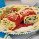 Baked Lasagna Roll Ups