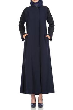 Butikzade - Sahra Ferace DF-1022-02-Lacivert The Dress, Dresses For Work, Fashion, Moda, Fashion Styles, Fasion, Dresses, Bridal Dresses, Dress