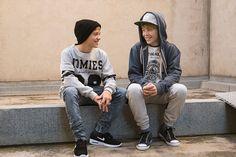KAOTIKO lookbook · street style moda Junior otoño 2015