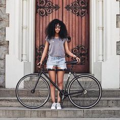 : Looking to explore beyond Cape Town? Tag who you'd love to visit this city with! by travelnoire Black Photography, Cycle Chic, Effortless Chic, African American Women, Classic Outfits, Elegant Outfit, Black People, Urban Fashion, Black Girls