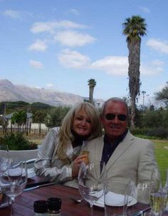 Bonnie Tyler - Laroratorie Farm (On September 4th, Bonnie Tyler and her band were at Spice Route then they go to Laborie Wine Farm and they had a lunch there)