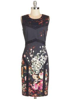 Ado You Want To Know a Secret? Dress | Mod Retro Vintage Dresses | ModCloth.com