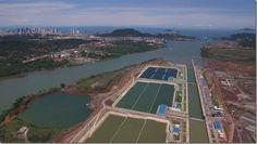 Así se ve el Canal de Panamá desde un drone (video) http://www.inmigrantesenpanama.com/2016/06/24/asi-se-ve-el-canal-de-panama-desde-un-drone/