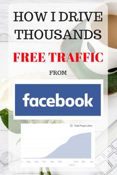 I get free traffic from Facebook in 2017 when everyone is complaining Facebook's new algorithm kills traffic. I did not think free traffic was possible until I stumble upon this course. This actually works! The first day I implement this strategy on one o