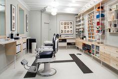 barber shop logo inspiration - Buscar con Google