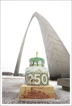 Happy 250th Birthday St. Louis!