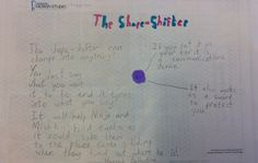 Shape Shifter by Hannah