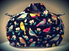 Rosalie door Sophie - blog Het Machien (patroon uit 'Mijn tas')