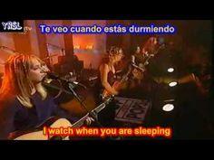Eternal Flame -The Bangles ( SUBTITULADA EN ESPAÑOL & iNGLES ) -