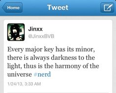 Jinxx <3 this made me smile :)
