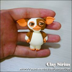 Create a gizmo :: - by Sirius Clay color Naver Blog