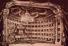 theatres in paintings - Google Search
