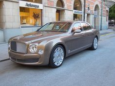 Bentley Mulsanne: Social sites are worth Billion$. What was your share? Join tsu.co/globegold it's FREE and they pay you. Ranked over 8,000th globally on Alexa.com and still driving to the top. Tell your friends before they tell you.