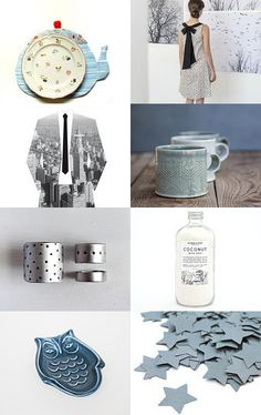 Ice Blue by Georgia on Etsy--Pinned with TreasuryPin.com