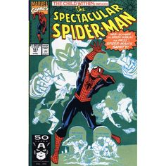 SPECTACULAR SPIDER-MAN #181 | Marvel Comics | Green Goblin | October 1991