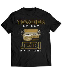 Star Wars Movie Apparel - The perfect gift, gear, or clothing for true SW fans who love their teaching job! Show off your teaching and lightsaber skills with this awesome tee! Math Shirts, School Shirts, Teacher Shirts, Star Wars Classroom, Classroom Themes, Teacher Appreciation Week, Teacher Humor, Starwars, Teaching Jobs