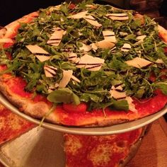 Rubirosa  - Italian - Make your first visit memorable by ordering Arugula 11 and Fresca 18 with Norella Mascalese when you dine at Rubirosa