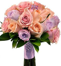 Donna Roses | Pink Roses | 1800FLOWERS.COM-104085
