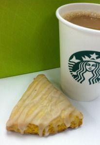Starbucks Pumpkin Scone Recipe