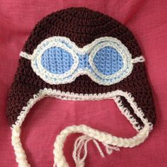 Aviator's hat