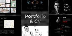 #Portfolio And #CV
