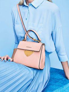 Все о сумках: На пути к пьедесталу it-bag: B14 от Coccinelle