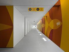 Galeria Bursztynowa by Gustaw Dmowski, via Behance