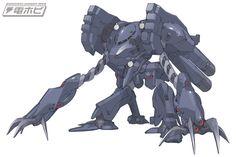 ジオンマーズがインレ強奪作戦――「輝ける星作戦」に投入するために実戦配備したガ・ゾウムマリンタイプを紹介!!