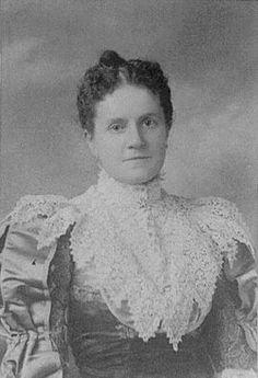 Emily Warren Roebling (1843-1903). The construction of the Brooklyn Bridge