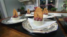 Stjerne anis giver en fin raffineret smag til denne traditionelle italienske dessert.