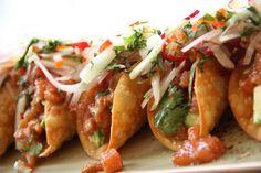 Taquitos de Trucha
