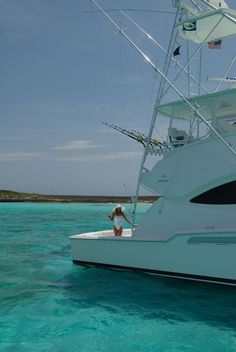 Bertram 57 #luxury #sportfishing #yacht #bertram
