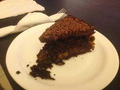 Ateliê do Grão - Torta de Chocolate Belga com Damascos