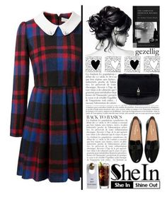 """""""SheIn #1"""" by selmagorath ❤ liked on Polyvore featuring Anja, women's clothing, women, female, woman, misses and juniors"""