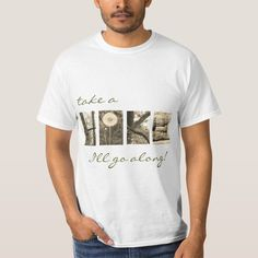 Hikers enjoy nature and this shirt celebrates hiking and a love of all things outdoors. Yeezy Outfit, Mens Yeezy, Fitness Models, Hiking, Outdoors, Nature, Fabric, Mens Tops, How To Wear