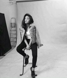 from - Cool Hot Chic! 😱😍❤️ From Cool girl ✔️ Make up by hair assisted by Coming soon. thanks boss Good Girl, My Girl, Nadine Lustre Ootd, Fashion Shoot, Girl Fashion, Thanks Boss, Filipina Actress, Female Portrait, Photo Poses