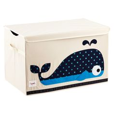 Whale Toy Chest - The Container Store